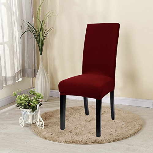 homluxe ultra soft stretch dining room chair covers 2
