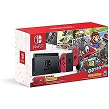 Nintendo Switch - Super Mario Odyssey Edition