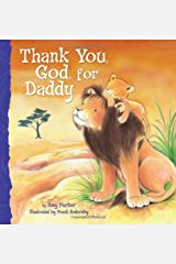 Thank You, God, For Daddy Board book