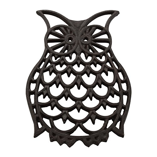 owl cast iron kitchen - 3