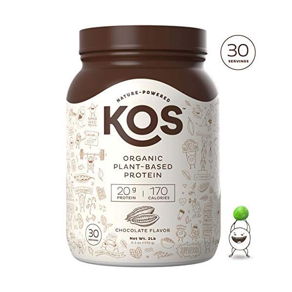 KOS Plant-Based Protein Powder