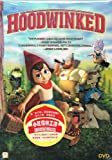 Hoodwinked Cartoon DVD Format / English and Cantonese Audio with English and Chinese Subtitles