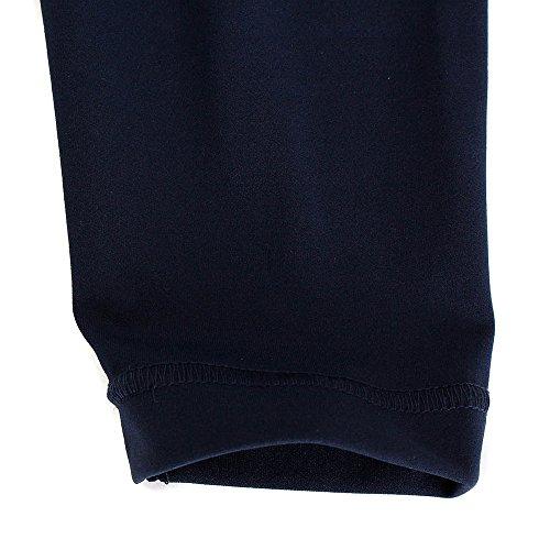 アディダス Adidas 半袖シャツ?ポロシャツ ADICROSS シティパターン ストレッチレイヤード半袖ポロシャツ ネイビー O