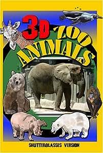 3D Zoo Animals