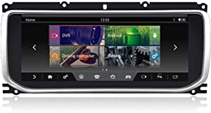 """Land Rover Range Rover (L405) Range Rover Sport (L494) Android 10.25"""" Radio Display Touchscreen Multimedia GPS Navigation 4GB RAM"""