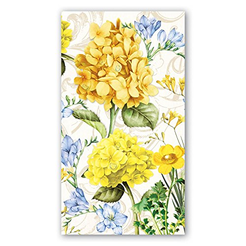 Michel Design Works 15 Count Hostess Napkins, Tranquility