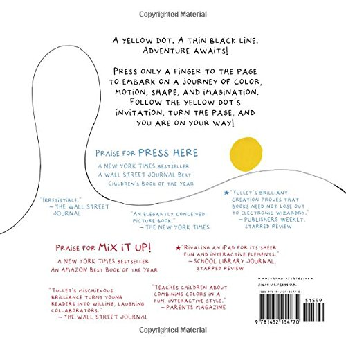 Let's Play!: Herve Tullet: 9781452154770: Amazon.com: Books
