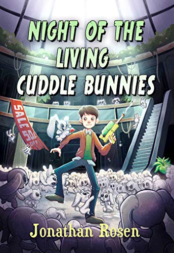 Night of the Living Cuddle Bunnies: Devin Dexter #1 -