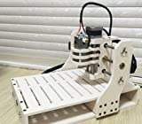 PVB Structure Three-axis gantry DIY Automatic CNC Engraver/ Engraving size :180X180X40 MM Used for Wood / acrylic / partial plastic / ABS board / circuit board / etc