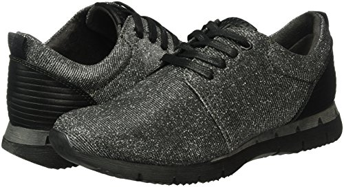 966 23703 Sneakers Silber TOZZI MARCO Comb Damen Pewter gqUTx1c