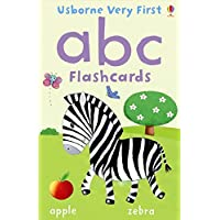Very First Flashcards: ABC