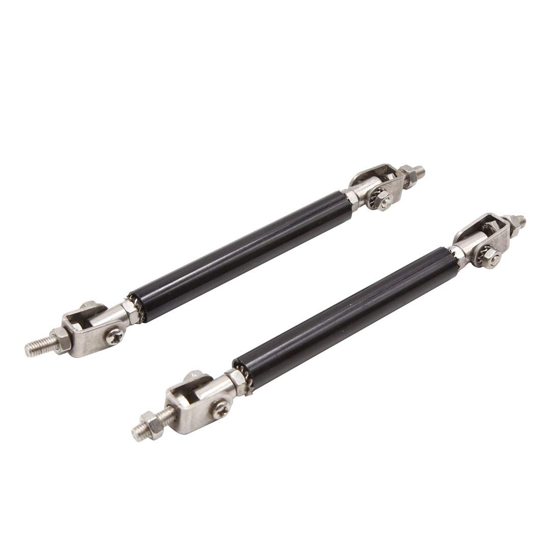 Uxcell a18061100ux0097 Bumper Tie Rod 2 Pack