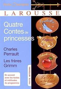 "Afficher ""Quatre contes de princesses"""