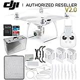 DJI Phantom 4 Pro V2.0/Version 2.0 Quadcopter Ultimate Aluminum Case Bundle