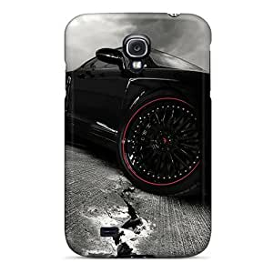 Awesome Iphone Wallpaper Flip Case With Fashion Design For Galaxy S4
