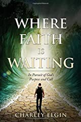 Where Faith Is Waiting: In Pursuit Of God's Purpose and Call Paperback