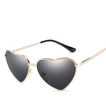 BiuTeFang Gafas de Sol Mujer Hombre Polarizadas El Sol ...