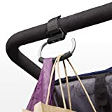 OXO Tot Handy Stroller Hook, Grey