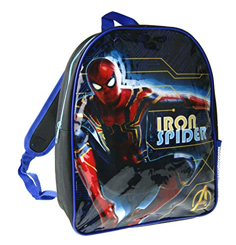 Marvel Spiderman Iron Spider Backpack