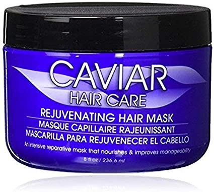 Pelo farmacia Caviar rejuvenecedor Mascarilla de pelo con 8 oz./225g (Pack de 2): Amazon.es: Belleza