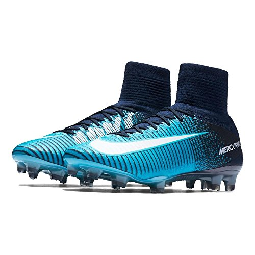 831940-414 Mens Nike Mercurial Superfly V (FG) 46 EU