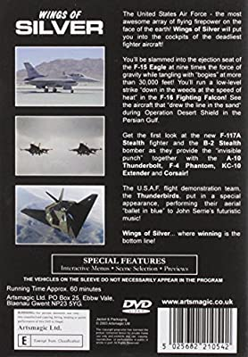 Modern Military Aircraft - Wings of Silver [Import anglais]