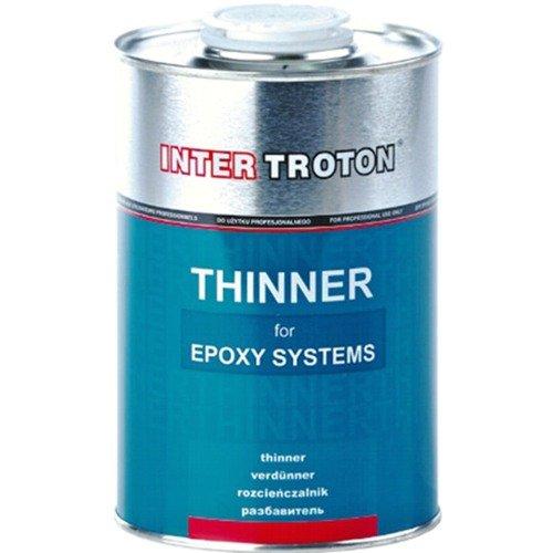Inter troton époxy verdünnung pour époxy–Produits 1L Diluant Thinner meilleure qualité 2236