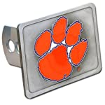 NCAA Clemson Tigers  Trailer Hitch Cover, Class III