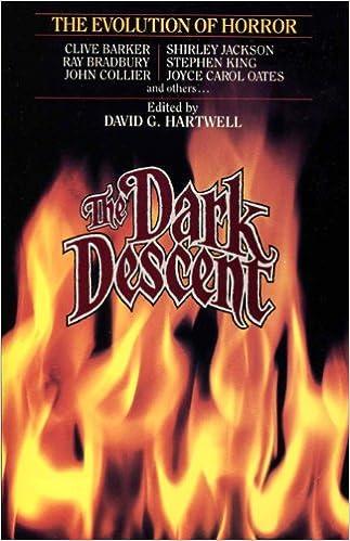 Image result for david g hartwell the dark descent the evolution of horror