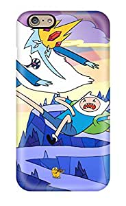 DKYhszi9887nVViN Case Cover Adventure Time Iphone 6 Protective Case