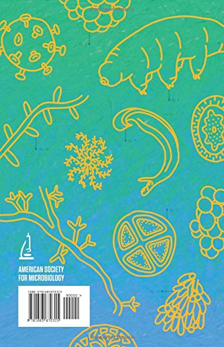The Microbial World: A Coloring Book of Microbe-Inspired Postcards