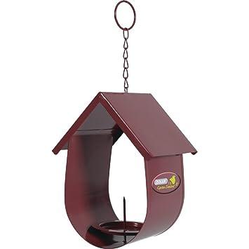 Zolux Support Boules de Graisse Cabane pour Oiseau Grenat  Amazon.fr ... 86127b8d1a20