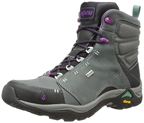 Dark Ahnu Montara Grey Womens Boot 4q0CPfBqw