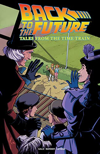 Back to the Future: Tales from the Time Train]()