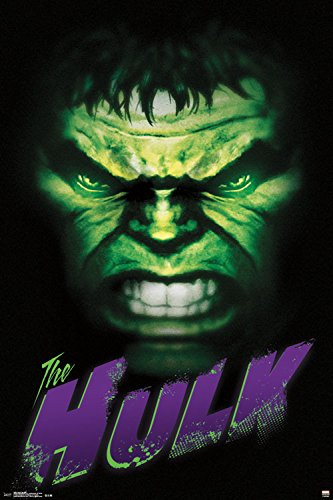 Trends International The Hulk Collector's Edition Wall Poster 24