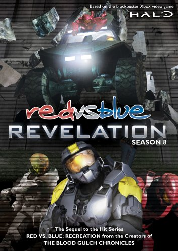 Amazon.com: Red vs. Blue Season 8: Revelation: Burnie Burns, Jason Saldana, Gustavo Sorola, Gavin Free: Movies & TV