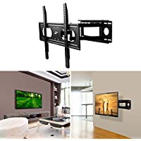 iMounTEK Tilting TV Wall Mount Bracket For 37 TO 70 LED/LCD/OLED/Plasma Flat Screen TV. Full Motion Swivel Articulating Dual Arms, 99 LBS Hold- Sony/LG/Samsung/Panasonic/Vizio/Toshiba