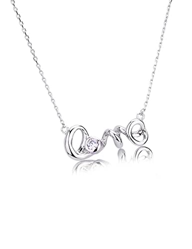 classic caprice 925 sterling silver ladies necklace pendant chain Caprice Lowrider classic caprice 925 sterling silver ladies necklace pendant chain with zircon