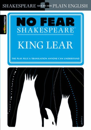 King Lear (No Fear Shakespeare) by William Shakespeare (1-Jul-2003) Paperback