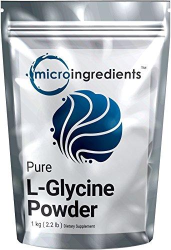 Made L Glycine Powder Pharmaceutical Grade