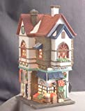 Department 56 Heritage Village Collection ; Christmas in the City Series ; 1988 Hanks Market Corner Grocer #5970-6