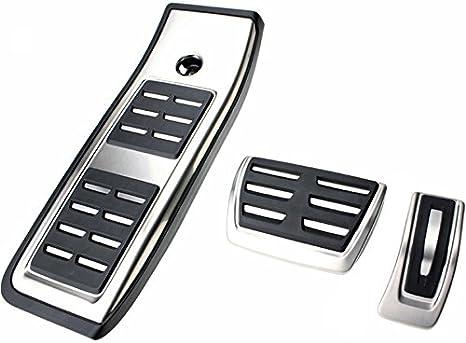 Audi 8w1064205a Pedalkappen Set Für A4 S4 B9 8w Automatikgetriebe Mit Fußstütze Auto
