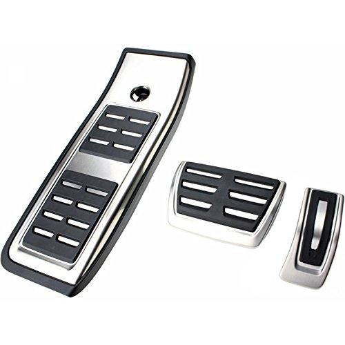 Audi 8 W106 4205 a Pedal Set cappucci per A4/S4 (B9 8 W) Cambio automatico con poggiapiedi Audi AG 8W1064205A
