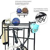 Lycklig Bike Rack for Garage Floor Parking Stand