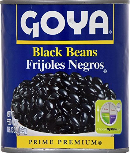 Goya Black Beans, 29 Oz by Goya