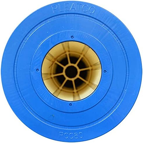 Pleatco Cartridge Filter PJAN145-PAK4 Jandy CL 580 4 Pack w// 3x Filter Washes