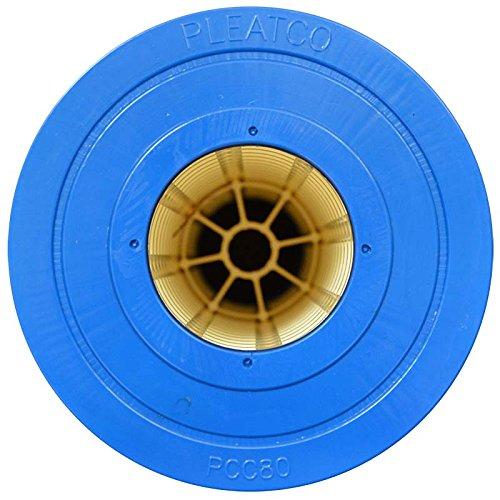 4 Pack Pleatco Cartridge Filter PJAN145-PAK4 Jandy CL 580 4 Pack w/ 1x Filter Wash