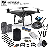 DJI Phantom 4 Pro+ Obsidian (CP.PT.00000023.01) 3 Battery Bundle