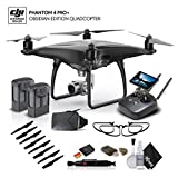 DJI Phantom 4 Pro+ Obsidian(CP.PT.00000023.01) With Extra Battery Bundle