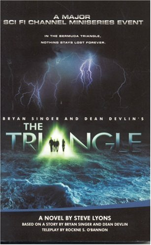 book cover of Dean Devlin\'s Triangle